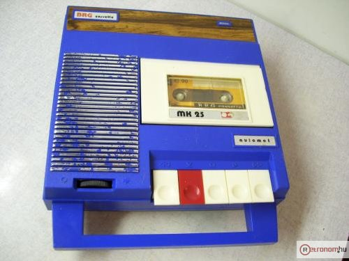 BRG MK-25 kék