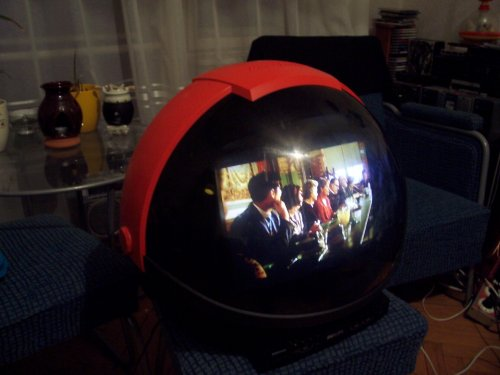 Philips Discoverer Space tv