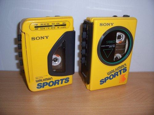 Sony Walkman Sports sorozatból
