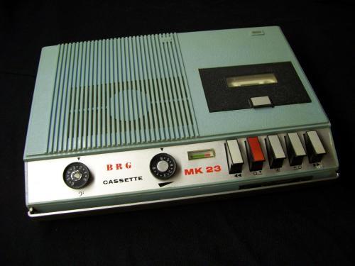 BRG MK-23 világoskék