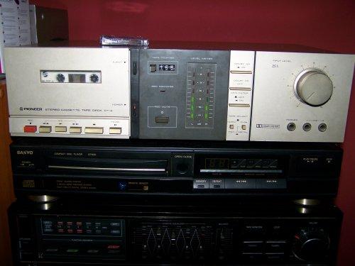 Pioneer CT-3