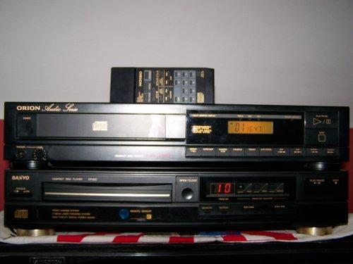 ORION Audio Serie - Sanyo CP830 CD lejátszók