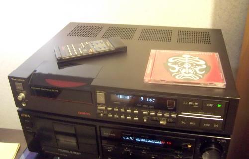 Technics SL-P8 cd játszó