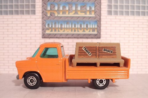 Matchbox Ford