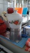 Szarvasi kávéfőző