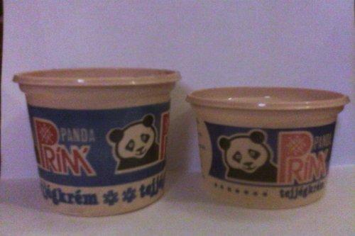 Prím Panda tejjégkrém