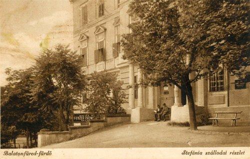 Balatonfüred - Stefánia szálloda