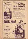 Radion mosópor