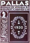Pallas Irodalmi és Nyomdai Rt. reklámjai