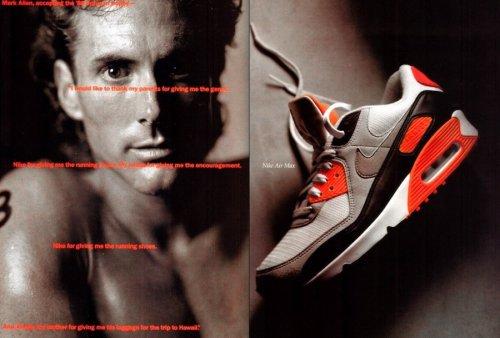 Nike Air Max Infrared