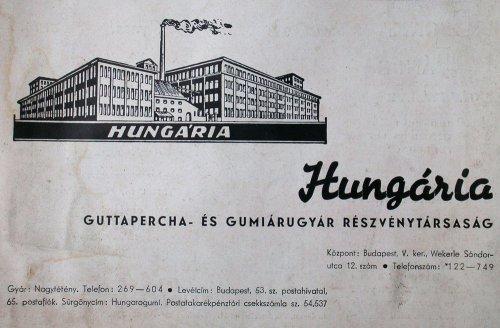 Hungária Gumiárugyár