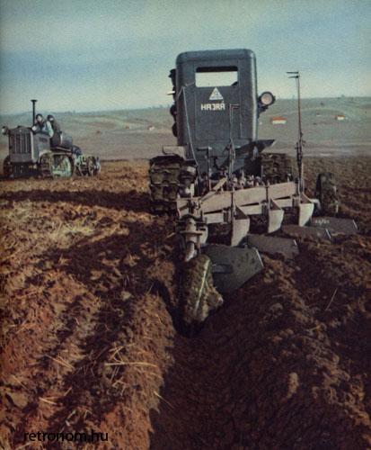 Sztálinyec traktor
