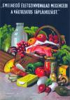 Változatos táplálkozás - plakát
