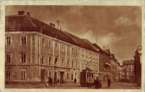 Szombathely Széchenyi utca
