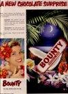 Bounty szelet
