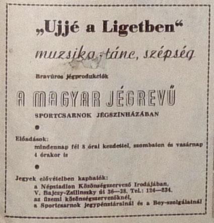 Magyar Jégrevű