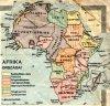 Afrika térkép