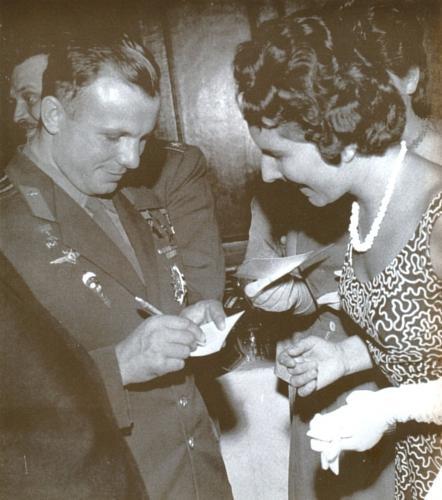 Gagarin Budapesten