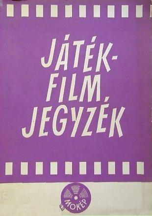 Filmek a magyar mozikban - 1961
