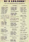 jazz toplista (1963 - hazai)