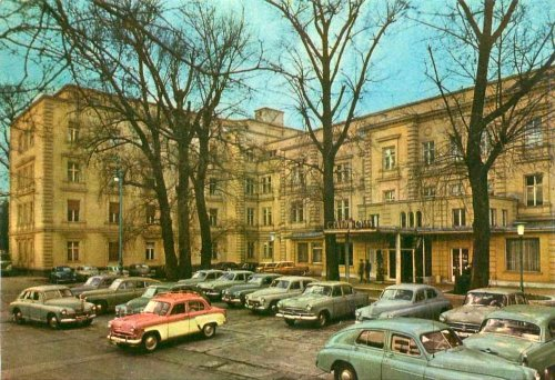 Margitsziget Grand Hotel