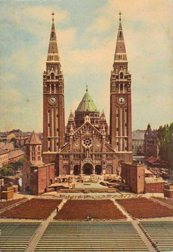 Szeged Dóm