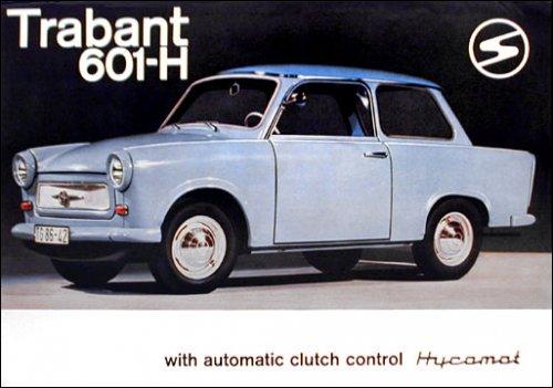 Trabant 601 Hycomat