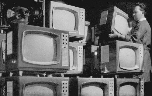 Kékes televiziók