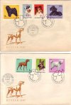 Kutyák boriték bélyeg