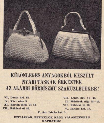 Női táskák