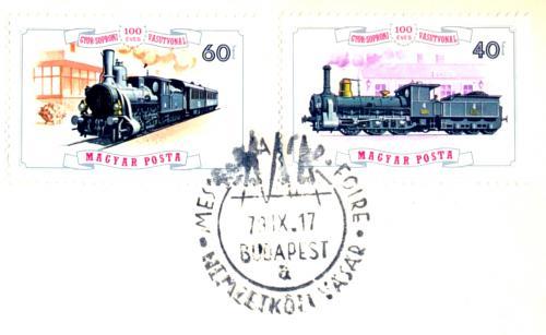 Győr-Soproni Vasút 100 éves