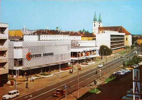 Zalaegerszeg Centrum Áruház
