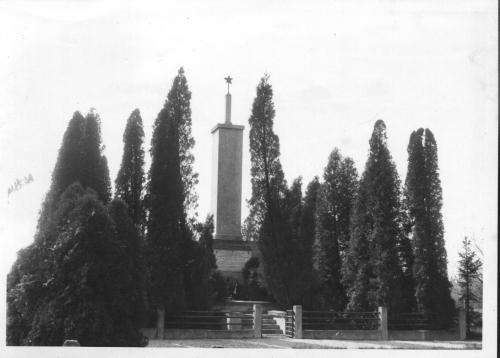 Szombathely Szovjet hősi emlékmű