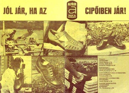 Alföldi cipőgyár