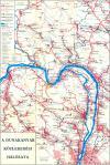 A Dunakanyar közlekedési hálózata