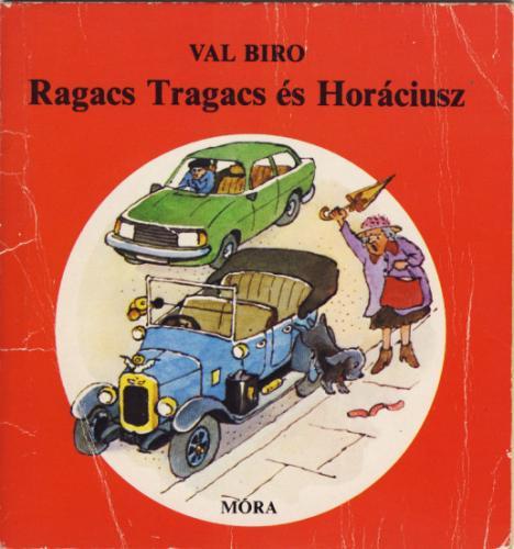 Ragacs Tragacs mesekönyv