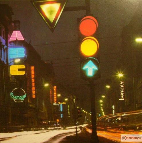 Csemege ABC neon