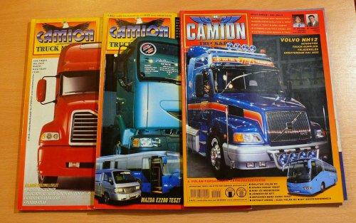 Camion Magazin 1999 & 2000