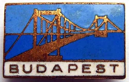 BUDAPEST  jelvény