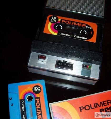 Philips EL3302 magnó