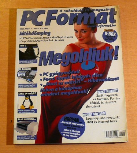 Pc Format Május