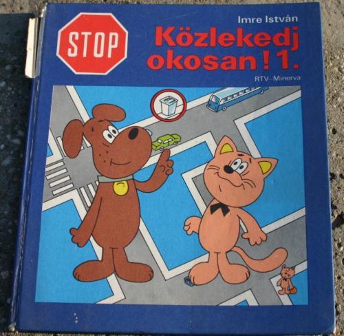 Közlekedj okosan könyv