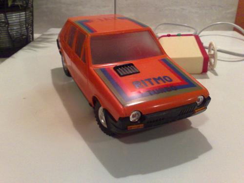 Távirányítós Fiat Ritmo