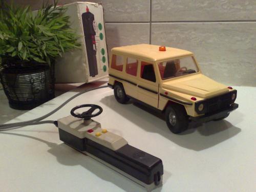 Távirányítós Puch G4 terepjáró.Anker Piko