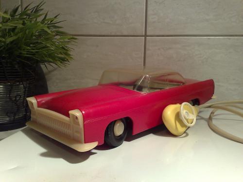 Szovjet távirányítós autó