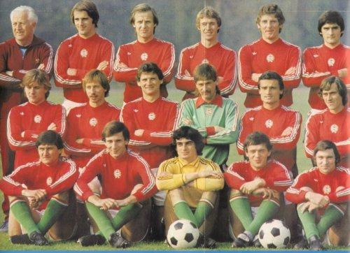 Magyar válogatott Argentína 1978