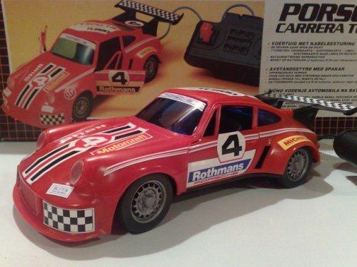 Távirányítós Porsche Carrera Turbo