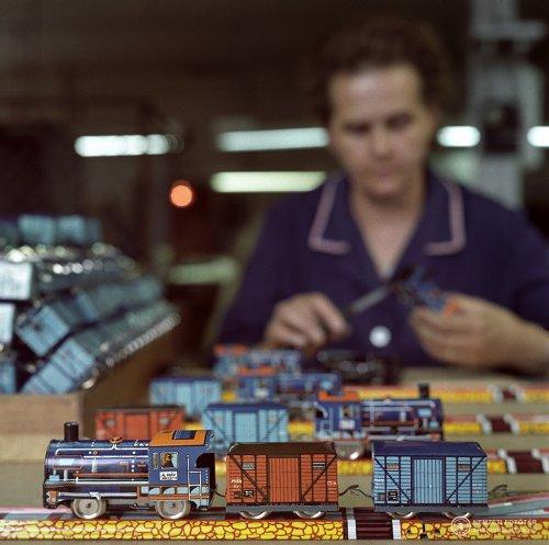 Tolató mozdony gyártása