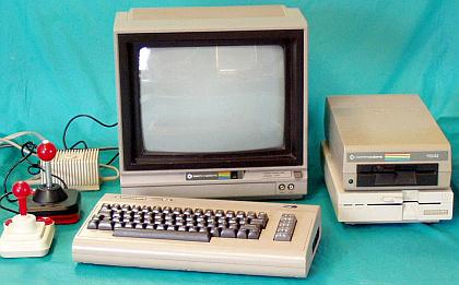 Commodore 64 számítógép