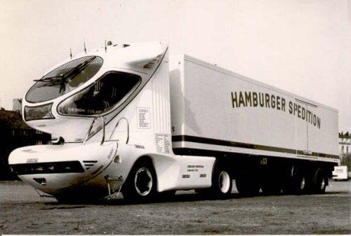 Colani Truck 2001